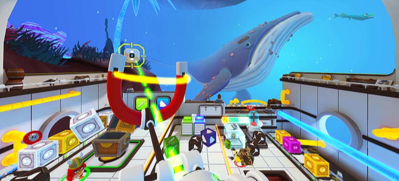 The Angry Birds Movie 2 VR: Under Pressure (Geschicklichkeit) von Rovio/Sony