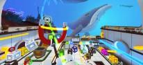 The Angry Birds Movie 2 VR: Under Pressure: Mehrspieler-Mix aus PSVR-Shooter und Overcooked am TV