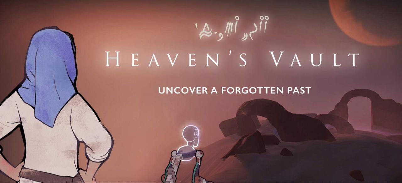 Heaven's Vault (Adventure) von Inkle Studios