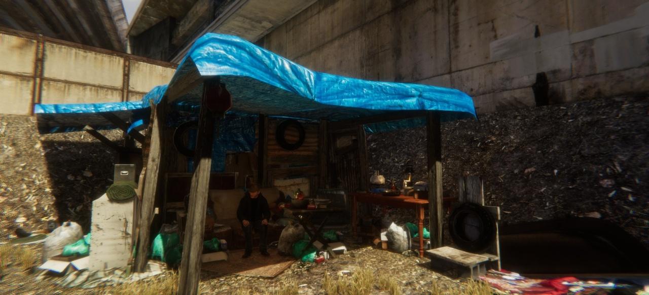 Hobo: Tough Life (Survival & Crafting) von Perun Creative