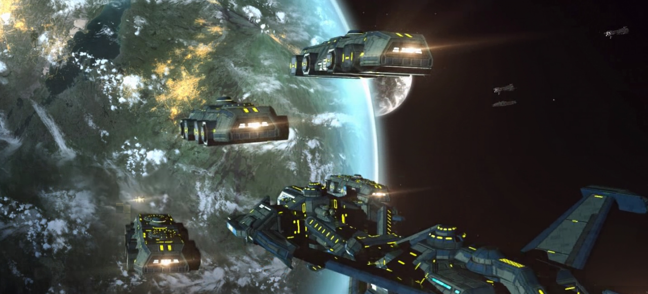Galactic Civilizations 3 (Taktik & Strategie) von Stardock