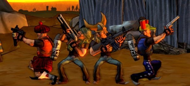 Shoot Many Robots (Arcade-Action) von Ubisoft