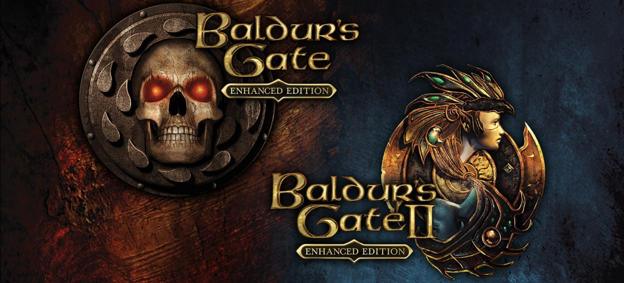Baldur's Gate and Baldur's Gate 2 Enhanced Editions (Rollenspiel) von Beamdog / Skybound Games / NBG