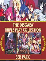 Alle Infos zu The Disgaea Triple Play Collection (PlayStation3)