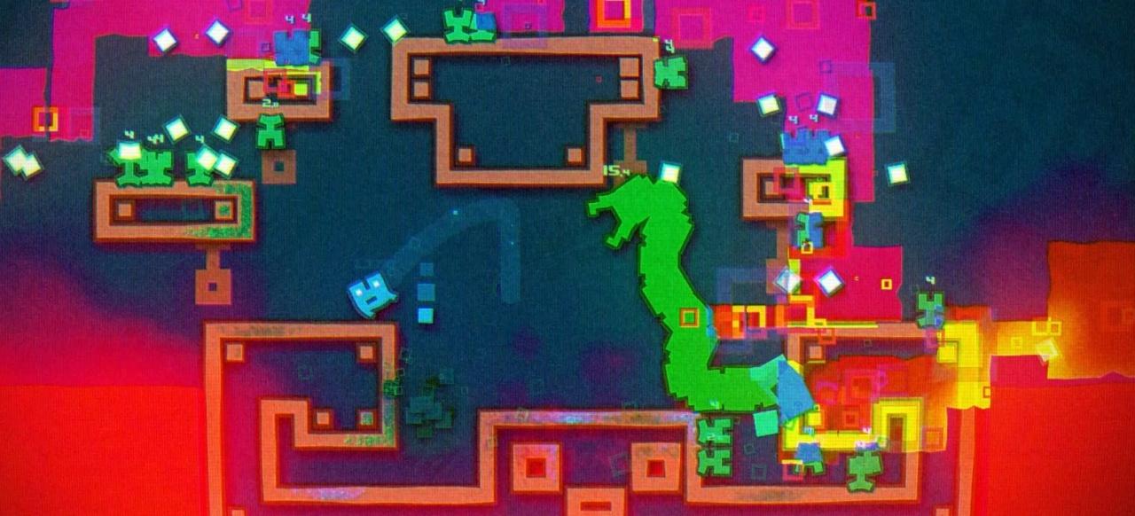 Rogue Glitch (Plattformer) von Numskull Games
