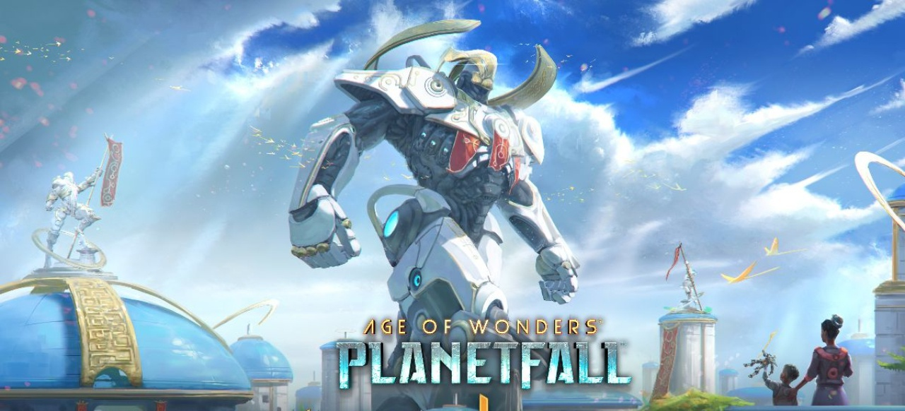 Age of Wonders: Planetfall - Star Kings (Taktik & Strategie) von Paradox Interactive