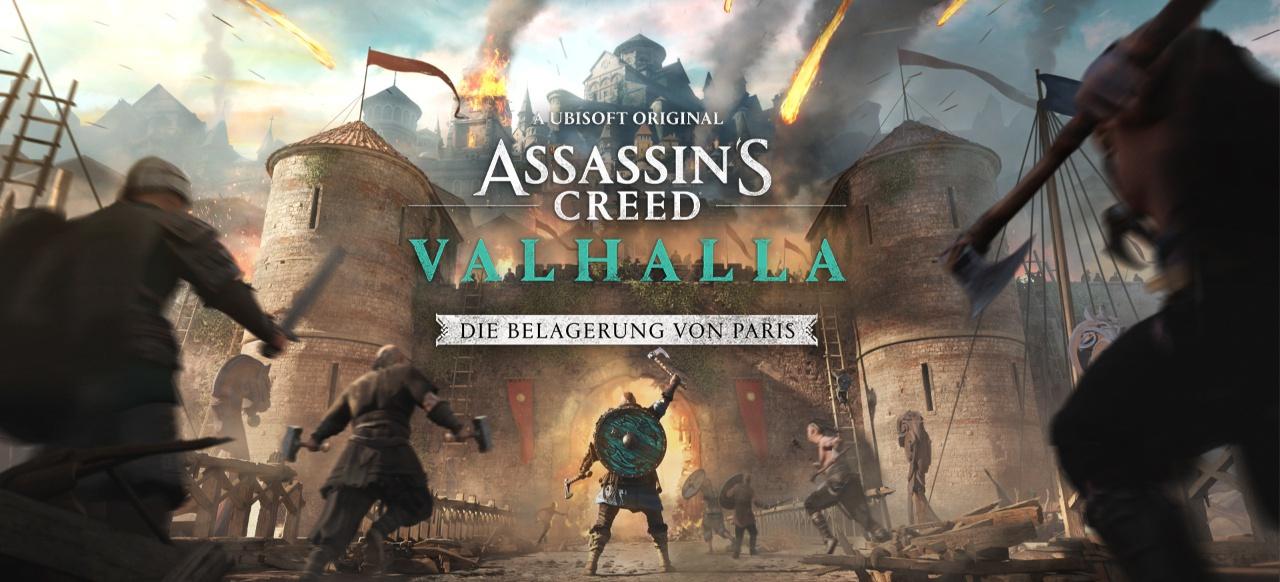 Assassin's Creed Valhalla: Die Belagerung von Paris (Action-Adventure) von Ubisoft