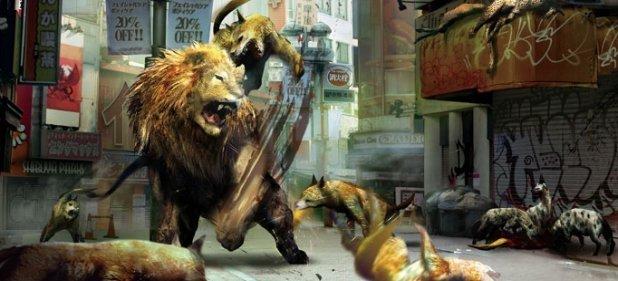Tokyo Jungle (Action-Adventure) von Sony