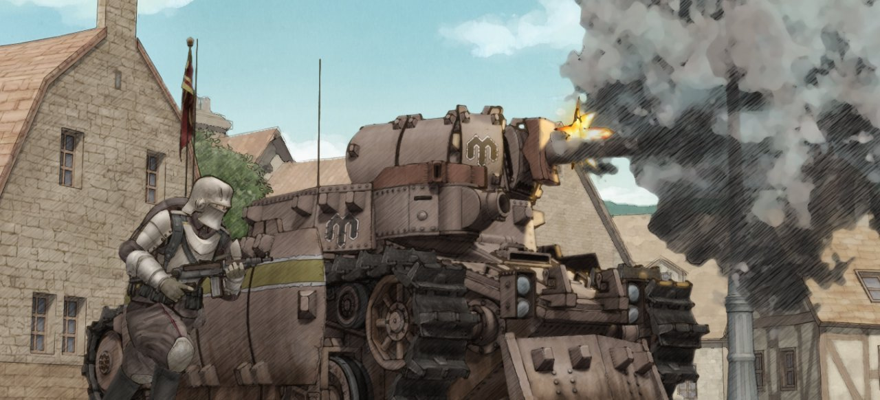Valkyria Chronicles (Taktik & Strategie) von Sega