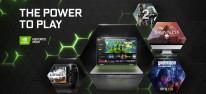 GeForce Now: 15 weitere Spiele verfügbar