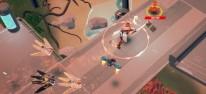 Infinite Dronin: Drohnenbasierte Hack'n'Slay-Action betritt die Early-Access-Arena
