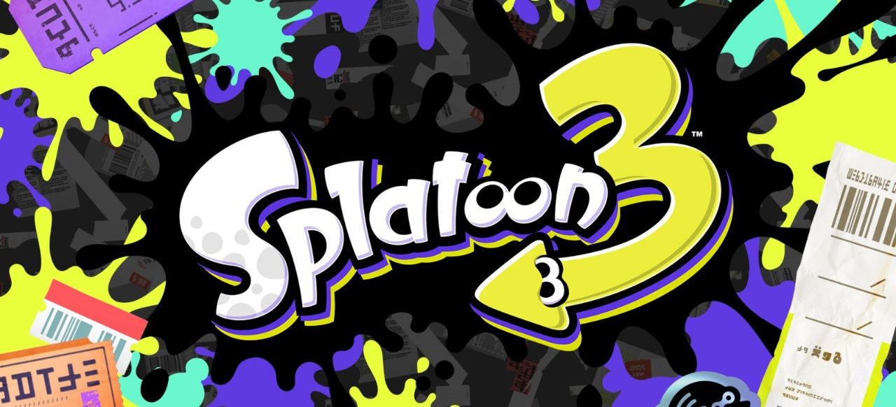 Splatoon 3 (Shooter) von Nintendo