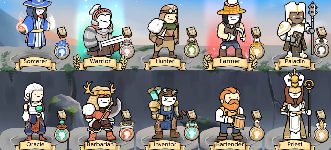 3 Minute Heroes (Taktik & Strategie) von Sinkhole Studio