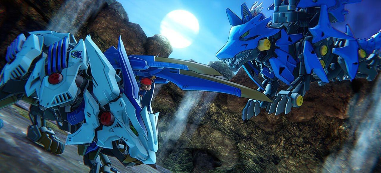 Zoids Wild: Blast Unleashed (Prügeln & Kämpfen) von Outright Games