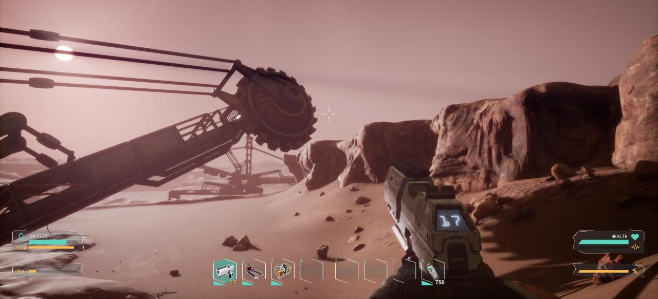 Memories of Mars (Survival & Crafting) von 505 Games