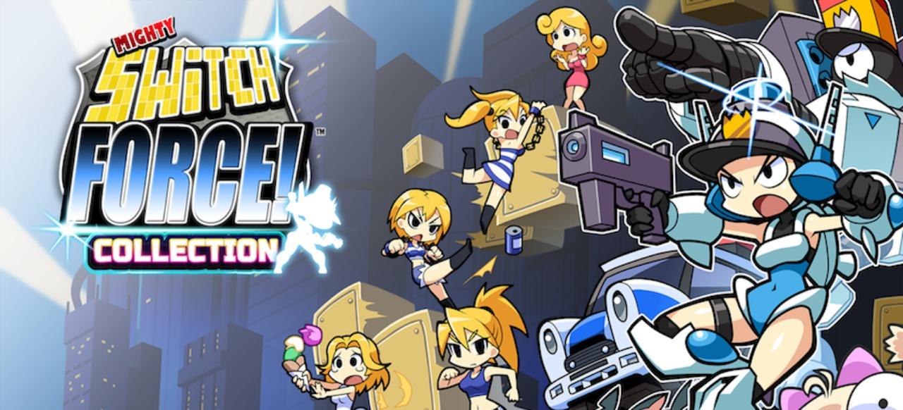Mighty Switch Force! Collection () von WayForward