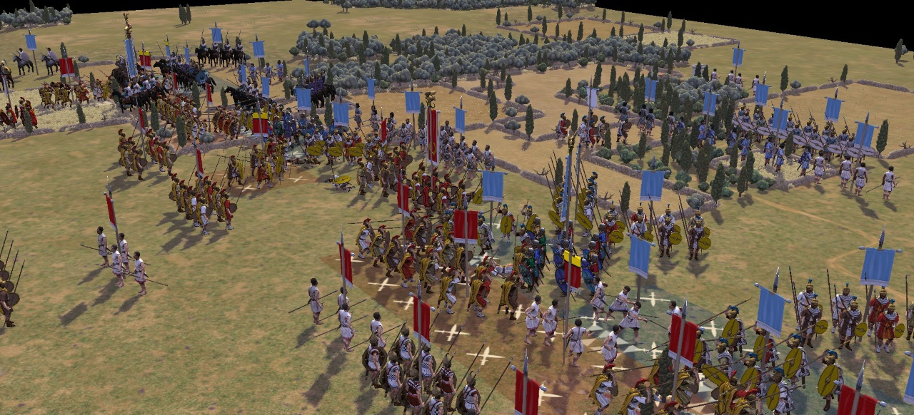 Field of Glory 2 (Strategie) von Slitherine Ltd.
