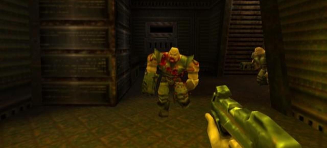Quake 2 (Shooter) von Activision