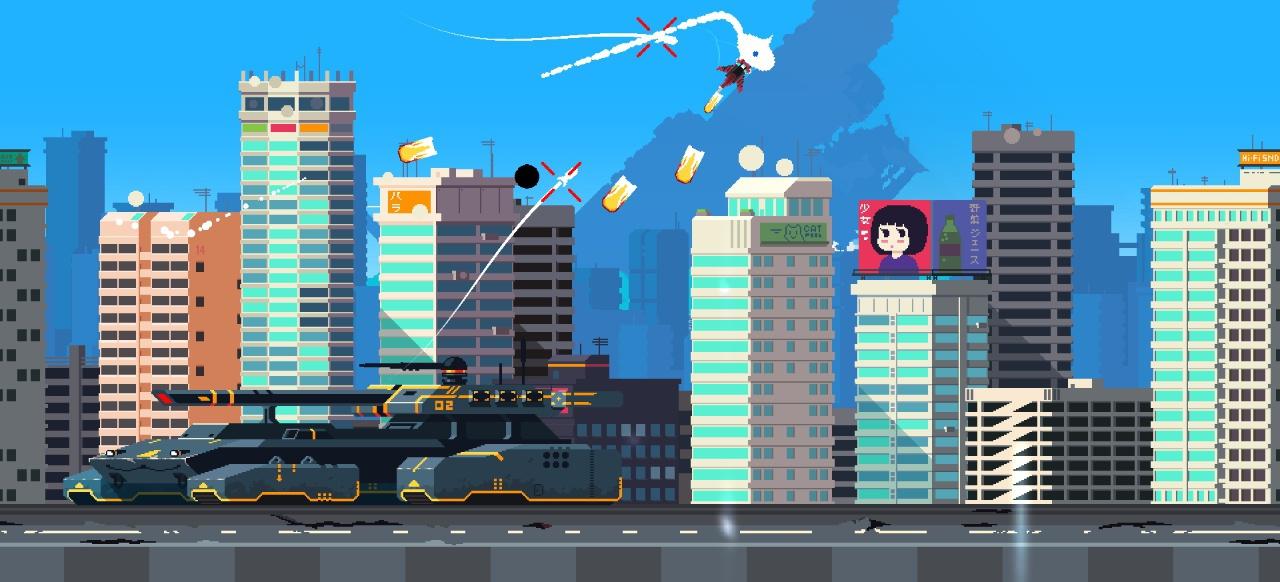 Jet Lancer (Arcade-Action) von Armor Games Studios