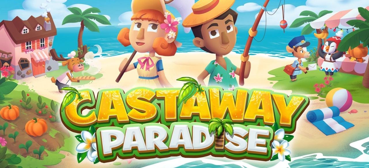 Castaway Paradise (Simulation) von Stolen Couch Games / Rokaplay