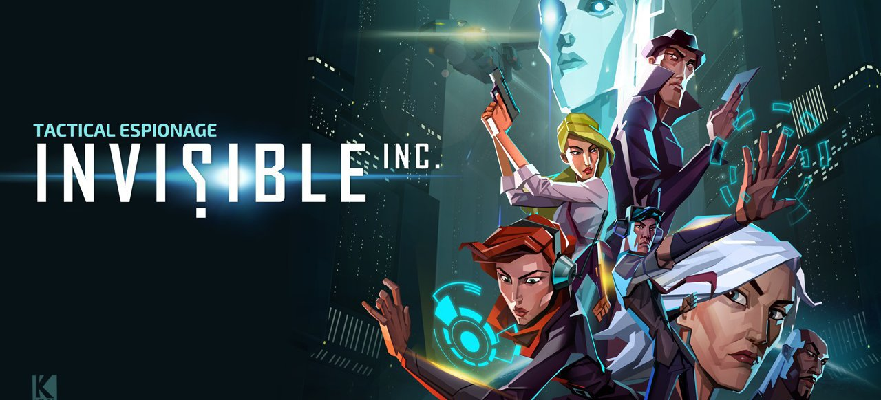 Invisible, Inc. (Taktik & Strategie) von Klei Entertainment