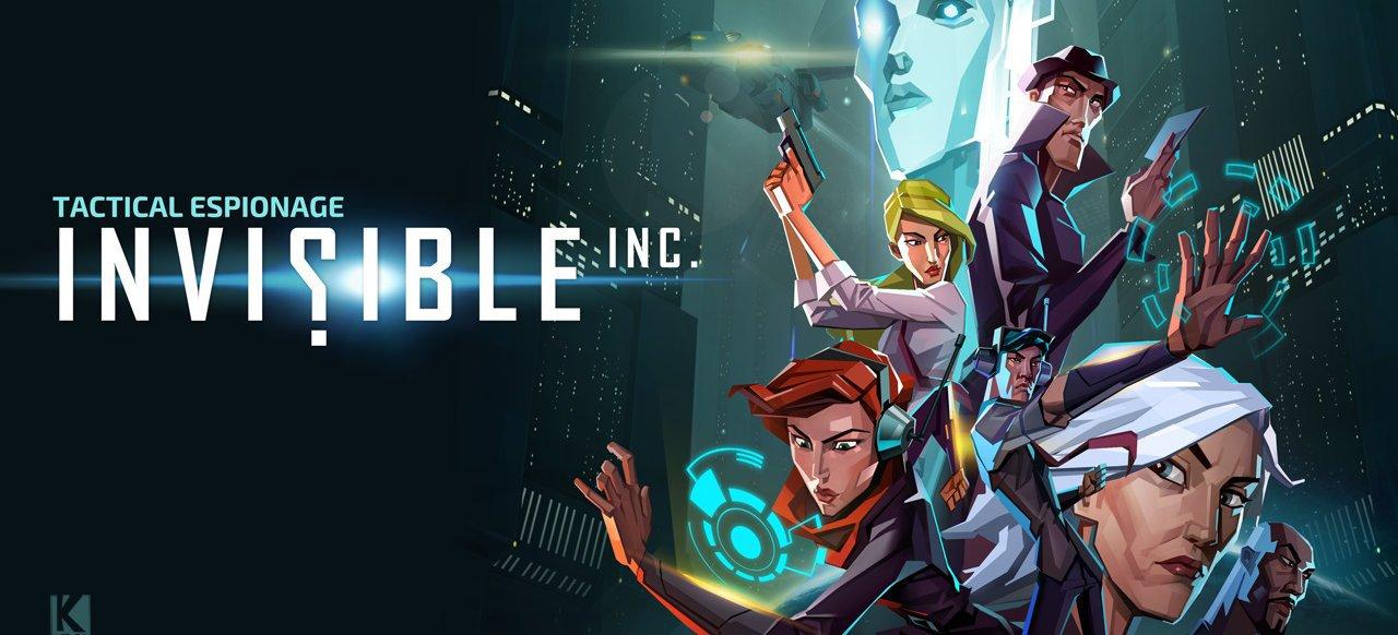 Invisible, Inc. (Taktik & Strategie) von