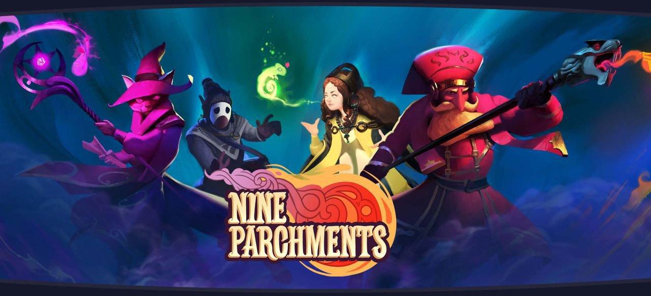 Nine Parchments (Arcade-Action) von Frozenbyte