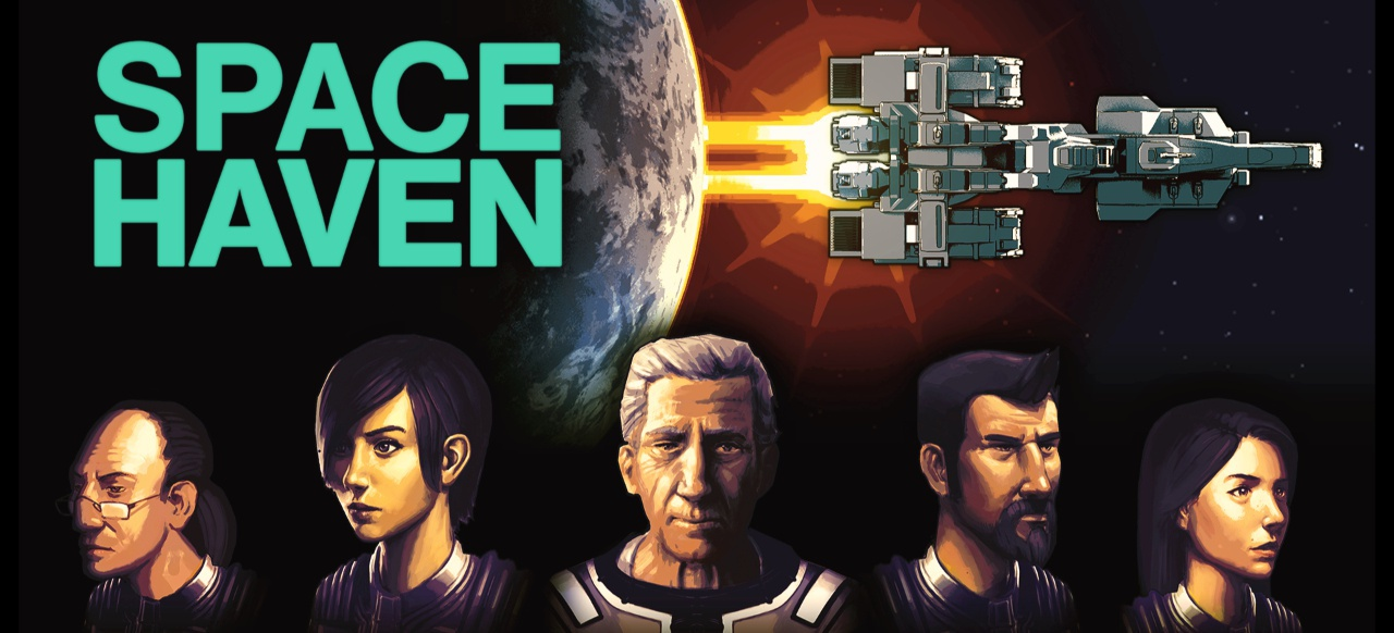 Space Haven (Simulation) von Bugbyte