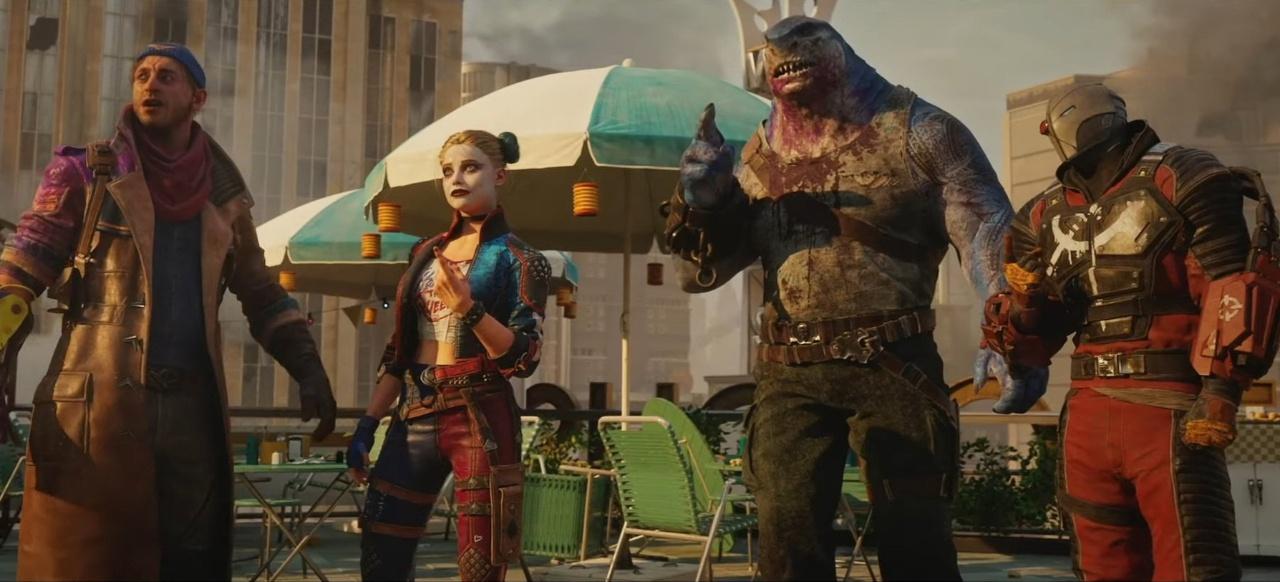 Suicide Squad: Kill The Justice League (Action-Adventure) von Warner Bros. Interactive Entertainment