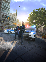 Alle Infos zu Police Simulator: Patrol Officers (PC)