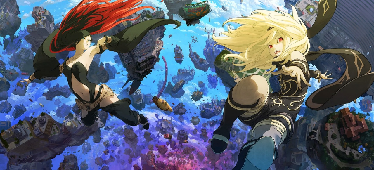Gravity Rush 2 (Action-Adventure) von Sony