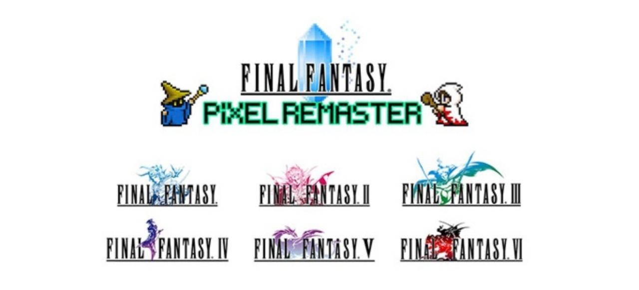 Final Fantasy Pixel Remaster (Rollenspiel) von Square Enix