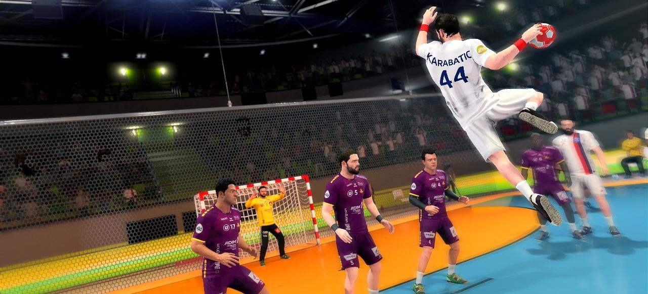 Handball 21 (Sport) von Nacon