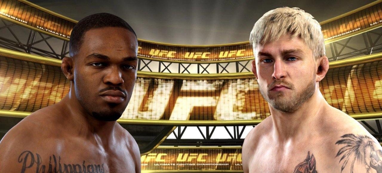EA Sports UFC (Sport) von Electronic Arts
