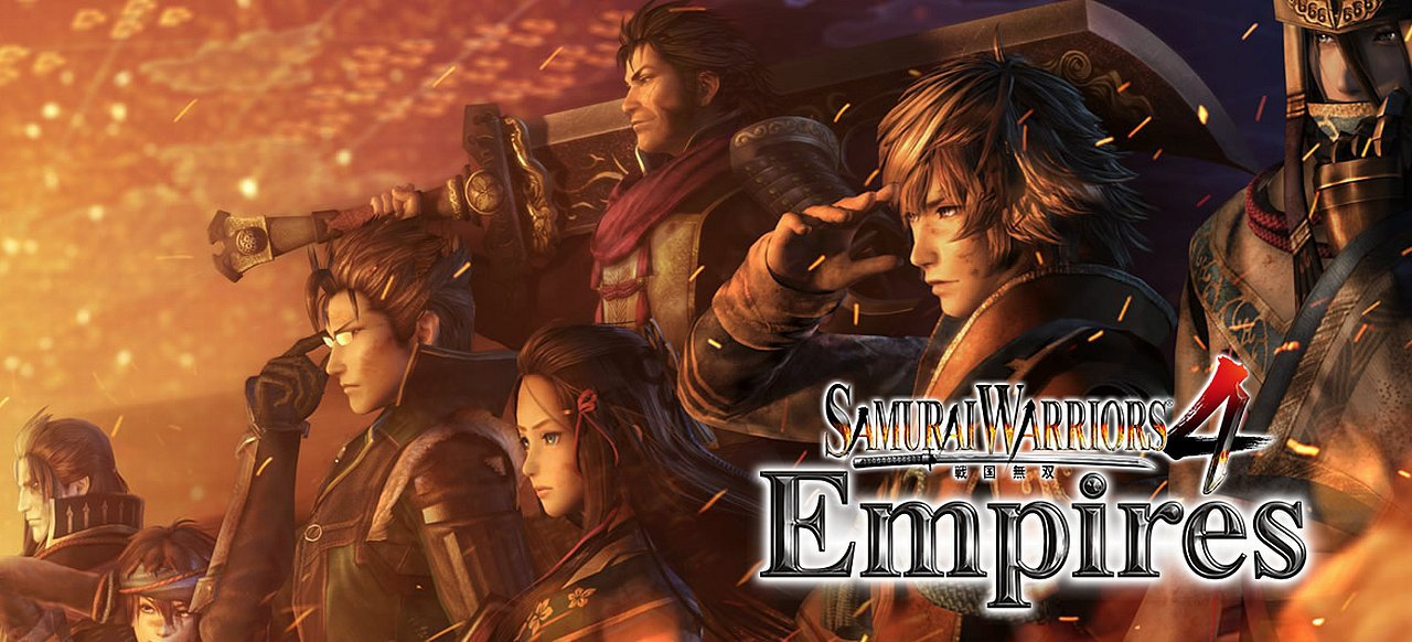 Samurai Warriors 4: Empires (Action) von Koei Tecmo / Koch Media