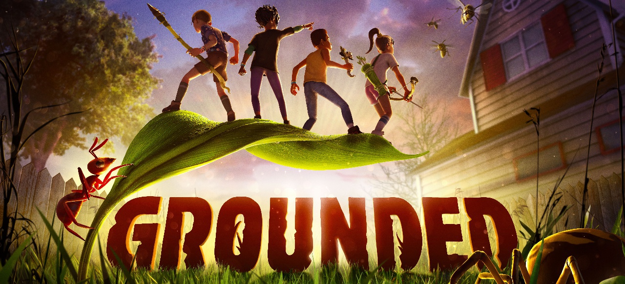 Grounded (Action-Adventure) von Microsoft