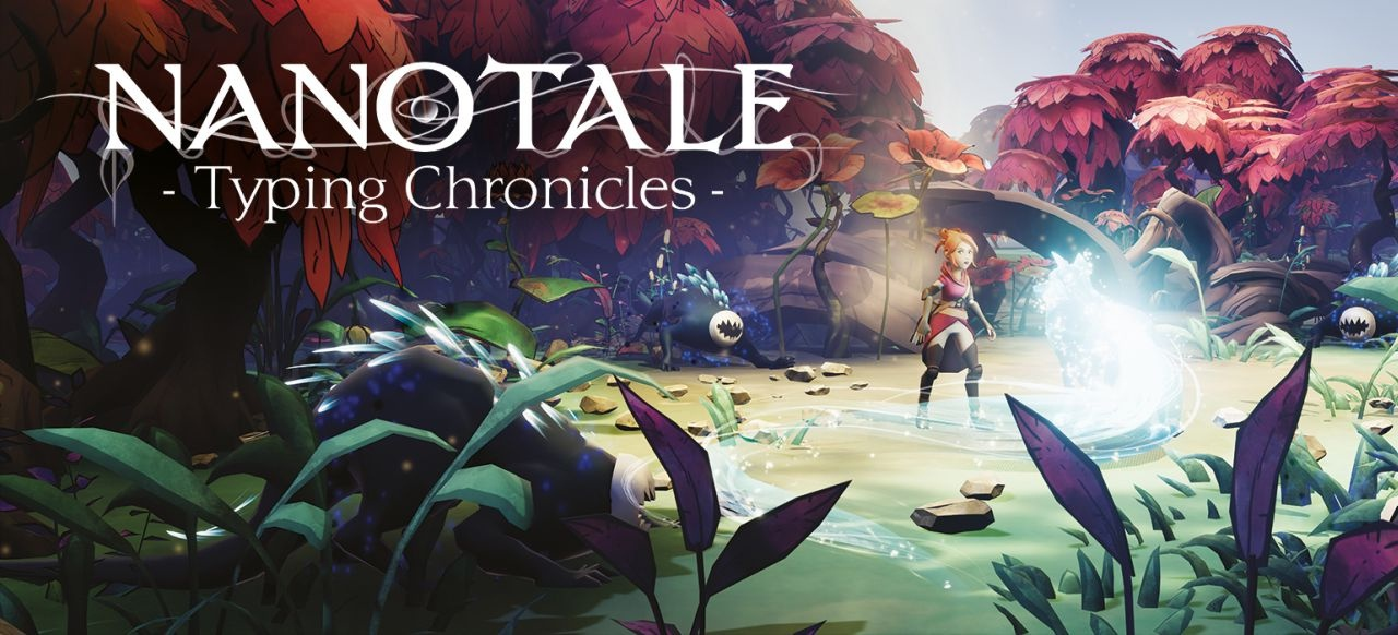 Nanotale - Typing Chronicles (Action-Adventure) von Fishing Cactus