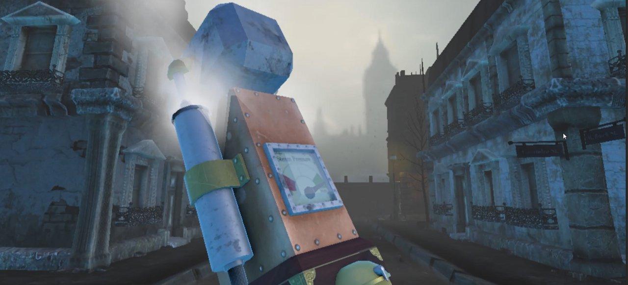 SteamHammerVR (Action) von GamestormVR