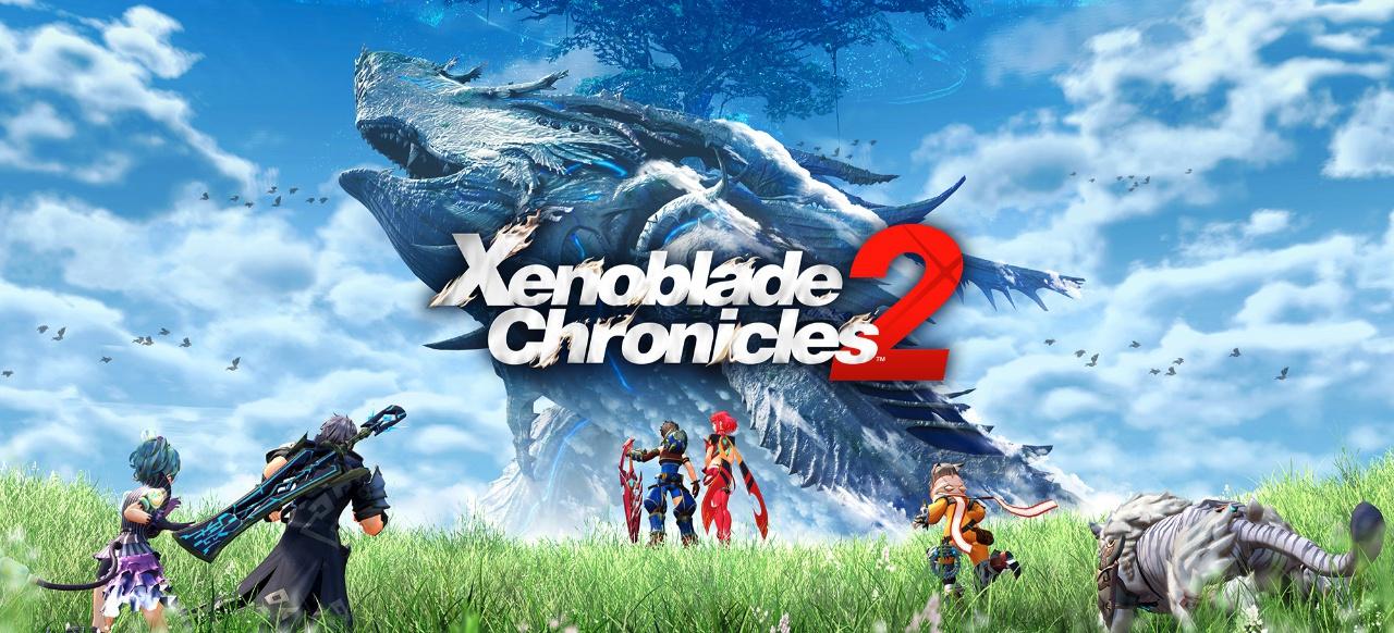 Xenoblade Chronicles 2 (Rollenspiel) von Nintendo