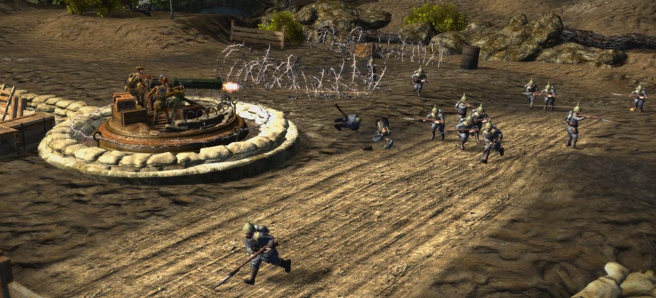 Toy Soldiers HD (Taktik & Strategie) von Accelerate Games