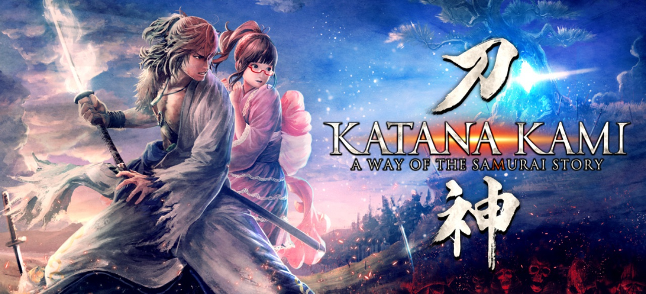 Katana Kami: A Way of the Samurai Story (Rollenspiel) von Spike Chunsoft