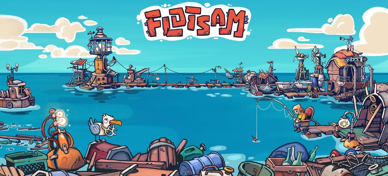 Flotsam (Taktik & Strategie) von Kongregate
