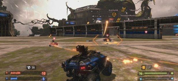Wheels of Destruction: World Tour (Rennspiel) von Gelid Games