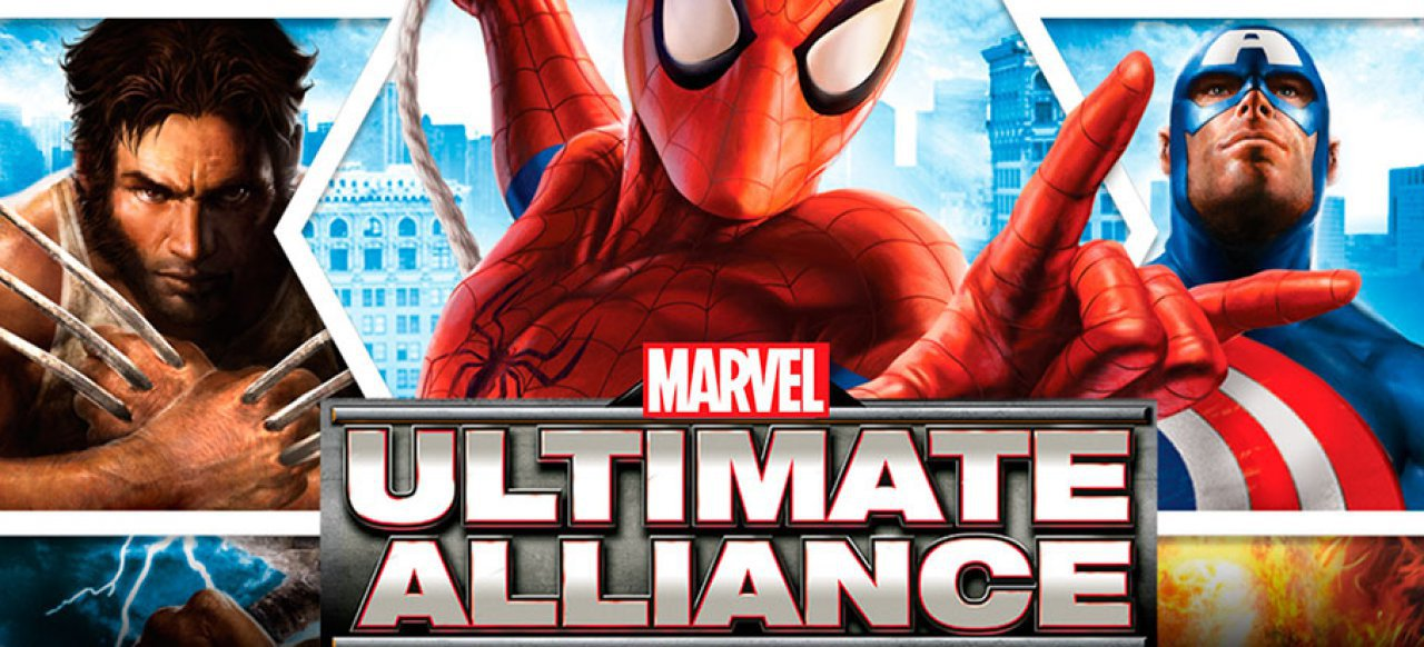 Marvel: Ultimate Alliance (Rollenspiel) von Activision