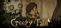 Creepy Tale: Düsteres Rätselabenteuer auf Switch-Kurs
