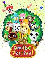 Alle Infos zu Animal Crossing: amiibo Festival (Wii_U)