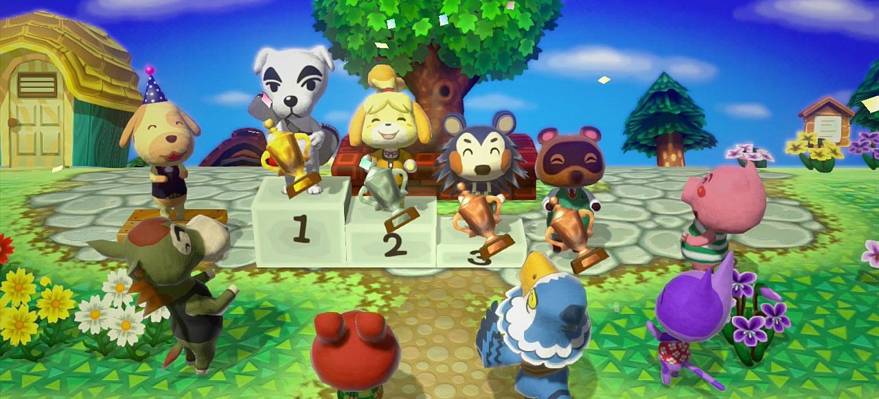 Animal Crossing: amiibo Festival (Musik & Party) von Nintendo