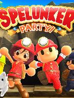 Alle Infos zu Spelunker Party! (PC,Switch)