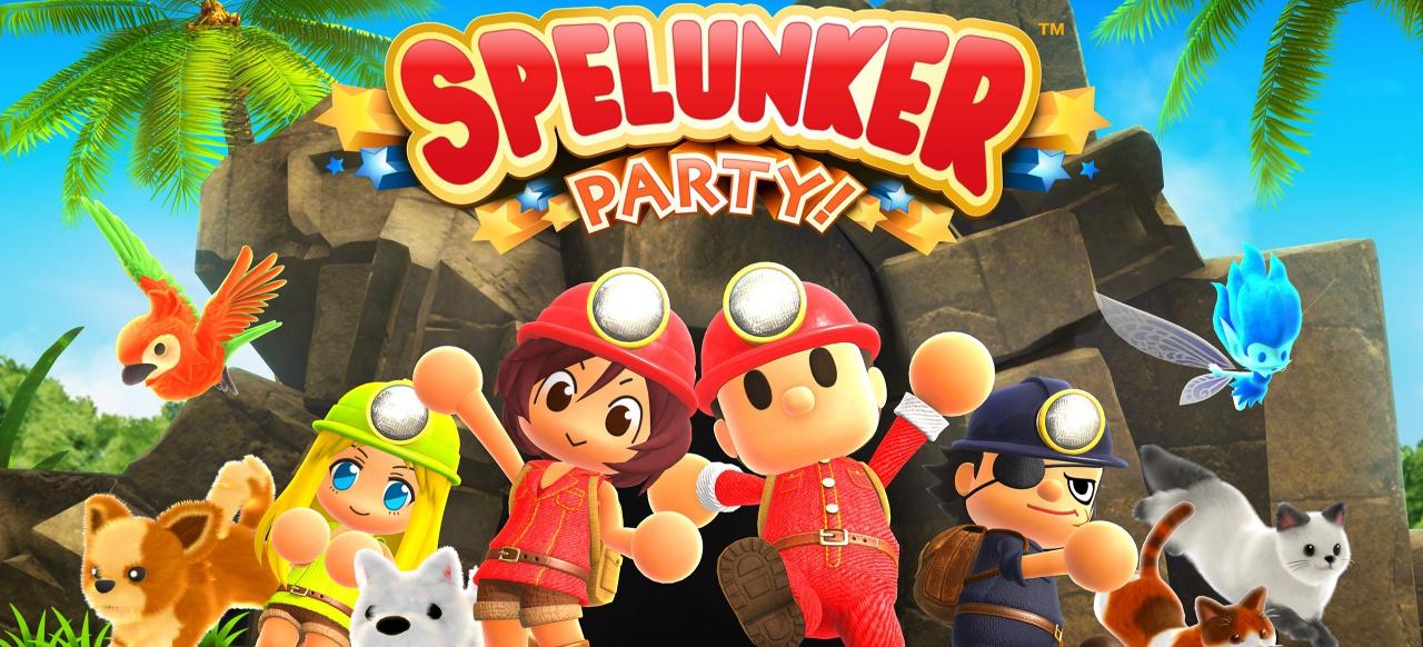 Spelunker Party! (Geschicklichkeit) von Square Enix