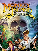 Alle Infos zu The Secret of Monkey Island - Special Edition (360,iPhone,PC,PlayStation3)